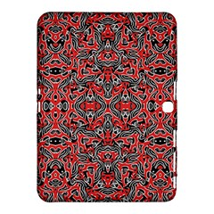 Exotic Intricate Modern Pattern Samsung Galaxy Tab 4 (10 1 ) Hardshell Case