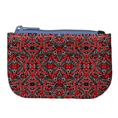 Exotic Intricate Modern Pattern Large Coin Purse