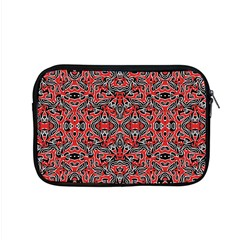 Exotic Intricate Modern Pattern Apple Macbook Pro 15  Zipper Case