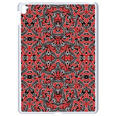 Exotic Intricate Modern Pattern Apple Ipad Pro 9 7   White Seamless Case