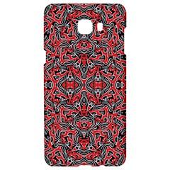 Exotic Intricate Modern Pattern Samsung C9 Pro Hardshell Case