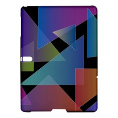 Triangle Gradient Abstract Geometry Samsung Galaxy Tab S (10 5 ) Hardshell Case