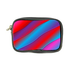 Diagonal Gradient Vivid Color 3d Coin Purse
