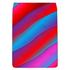 Diagonal Gradient Vivid Color 3d Flap Covers (s)