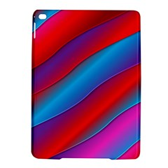 Diagonal Gradient Vivid Color 3d Ipad Air 2 Hardshell Cases