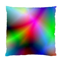 Course Gradient Background Color Standard Cushion Case (two Sides)