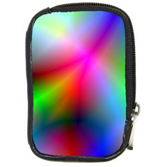 Course Gradient Background Color Compact Camera Cases