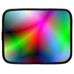 Course Gradient Background Color Netbook Case (xl)