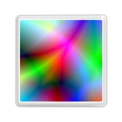 Course Gradient Background Color Memory Card Reader (square)