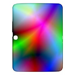 Course Gradient Background Color Samsung Galaxy Tab 3 (10 1 ) P5200 Hardshell Case