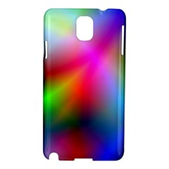 Course Gradient Background Color Samsung Galaxy Note 3 N9005 Hardshell Case