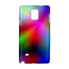 Course Gradient Background Color Samsung Galaxy Note 4 Hardshell Case