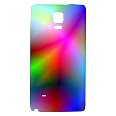 Course Gradient Background Color Galaxy Note 4 Back Case