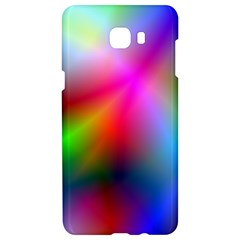 Course Gradient Background Color Samsung C9 Pro Hardshell Case