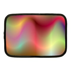 Colorful Colors Wave Gradient Netbook Case (medium)