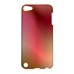 Colorful Colors Wave Gradient Apple Ipod Touch 5 Hardshell Case