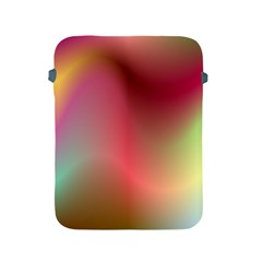 Colorful Colors Wave Gradient Apple Ipad 2/3/4 Protective Soft Cases