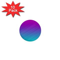 Background Pink Blue Gradient 1  Mini Buttons (10 Pack)