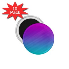 Background Pink Blue Gradient 1 75  Magnets (10 Pack)