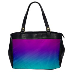 Background Pink Blue Gradient Office Handbags