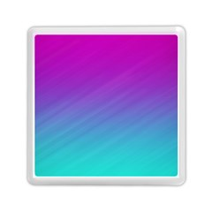 Background Pink Blue Gradient Memory Card Reader (square)