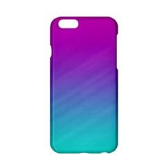 Background Pink Blue Gradient Apple Iphone 6/6s Hardshell Case