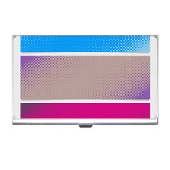 Pattern Template Banner Background Business Card Holders