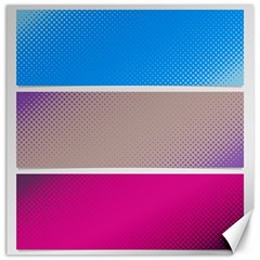 Pattern Template Banner Background Canvas 16  X 16