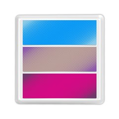 Pattern Template Banner Background Memory Card Reader (square)