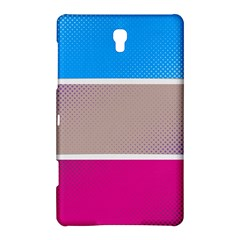 Pattern Template Banner Background Samsung Galaxy Tab S (8 4 ) Hardshell Case