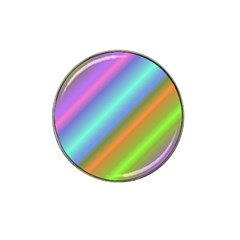 Background Course Abstract Pattern Hat Clip Ball Marker (10 Pack)