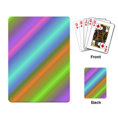 Background Course Abstract Pattern Playing Card
