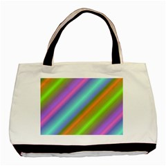 Background Course Abstract Pattern Basic Tote Bag