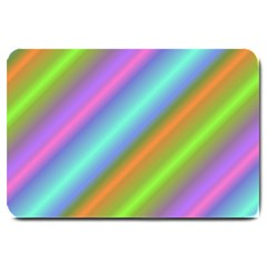 Background Course Abstract Pattern Large Doormat