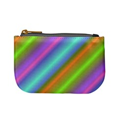 Background Course Abstract Pattern Mini Coin Purses