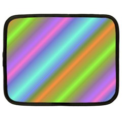 Background Course Abstract Pattern Netbook Case (xxl)