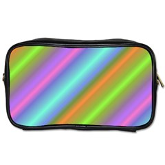 Background Course Abstract Pattern Toiletries Bags 2 Side