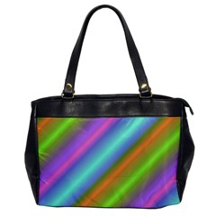 Background Course Abstract Pattern Office Handbags