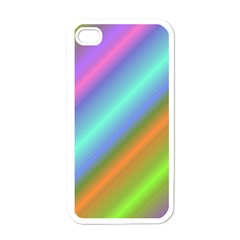 Background Course Abstract Pattern Apple Iphone 4 Case (white)