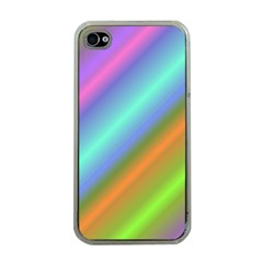 Background Course Abstract Pattern Apple Iphone 4 Case (clear)