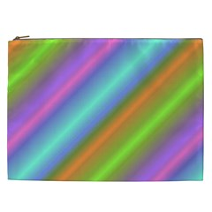 Background Course Abstract Pattern Cosmetic Bag (xxl)