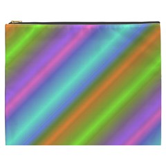 Background Course Abstract Pattern Cosmetic Bag (xxxl)