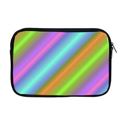 Background Course Abstract Pattern Apple Macbook Pro 17  Zipper Case