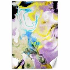 Watercolour Watercolor Paint Ink Canvas 20  X 30