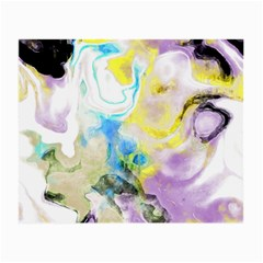 Watercolour Watercolor Paint Ink Small Glasses Cloth (2 Side)