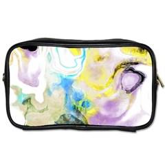 Watercolour Watercolor Paint Ink Toiletries Bags