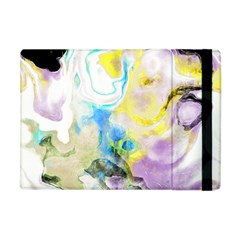 Watercolour Watercolor Paint Ink Apple Ipad Mini Flip Case