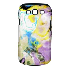 Watercolour Watercolor Paint Ink Samsung Galaxy S Iii Classic Hardshell Case (pc+silicone)