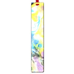Watercolour Watercolor Paint Ink Large Book Marks