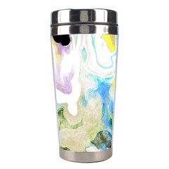 Watercolour Watercolor Paint Ink Stainless Steel Travel Tumblers
